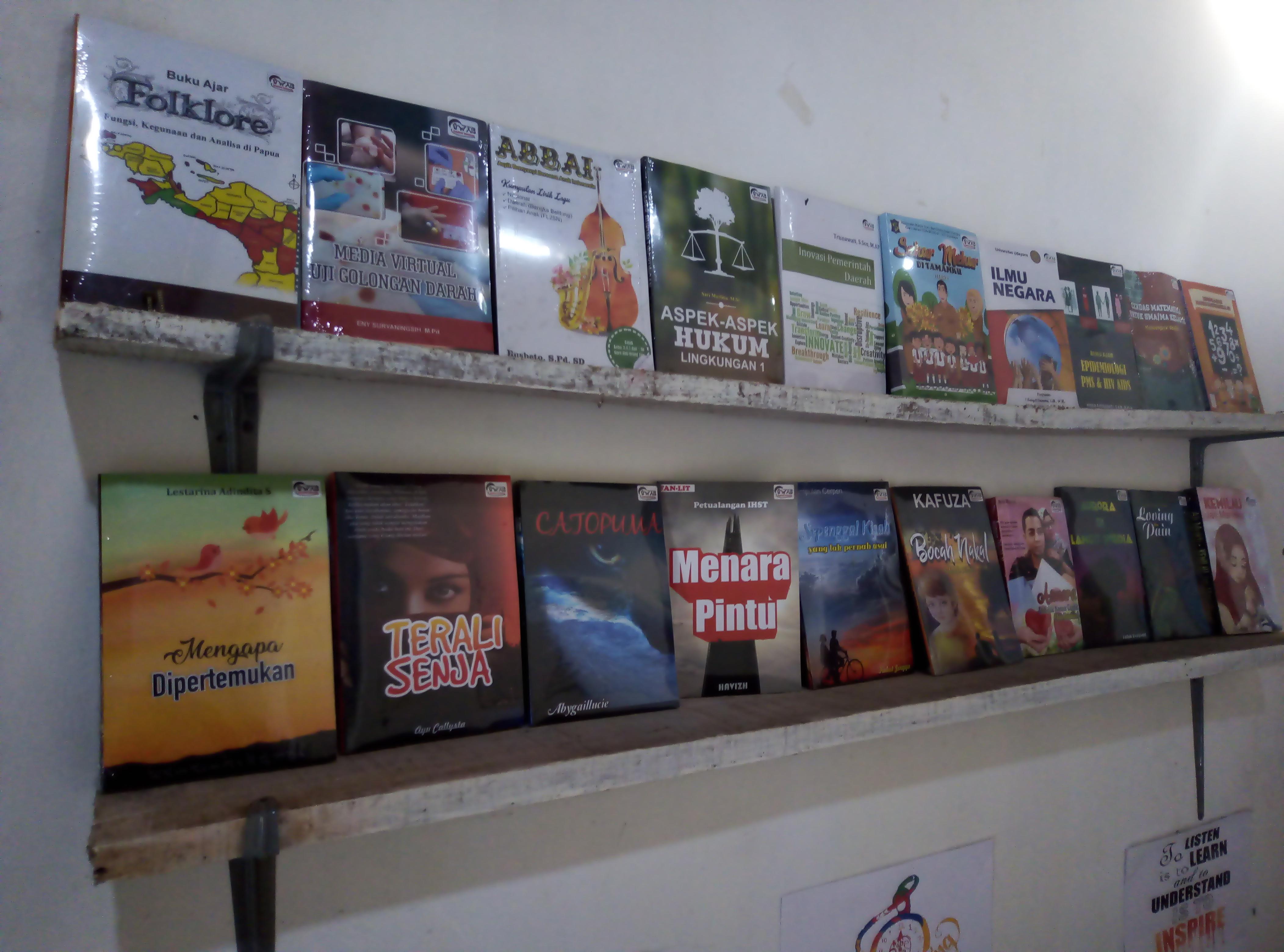 Biaya Penerbitan Buku