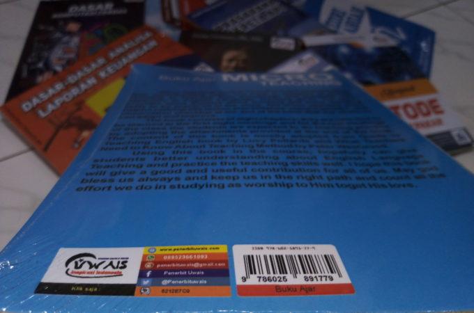 Butuh Pengurusan ISBN? Simak 3 Langkah Berikut!