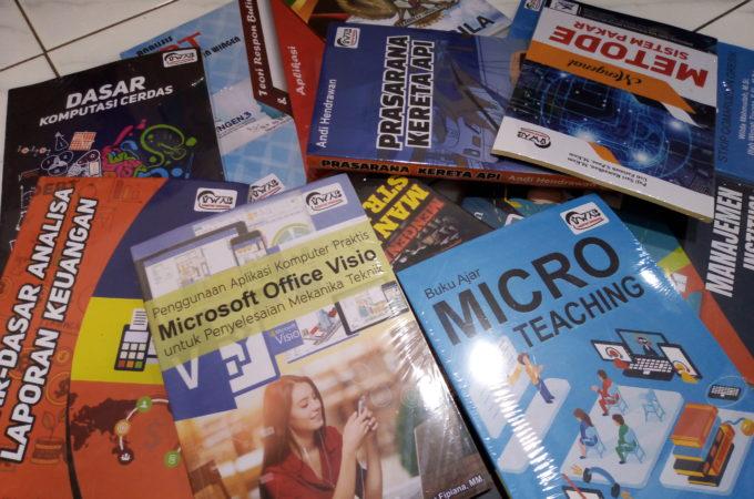 Cetak Buku murah untuk Universitas, Novel, Buku Ajar, Bahan Seminar