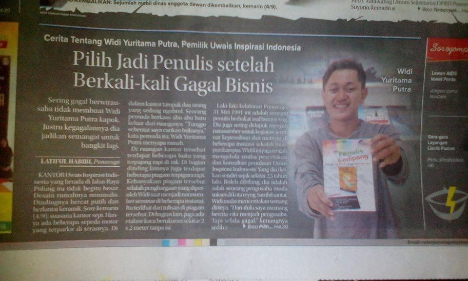 penerbit buku Surakarta percetakan Surakarta