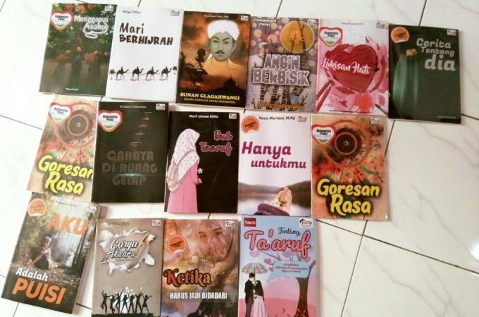 Jasa Percetakan & Penerbit Buku #1 Tanjungpinang • 0812-3004-1340 (Uwais)